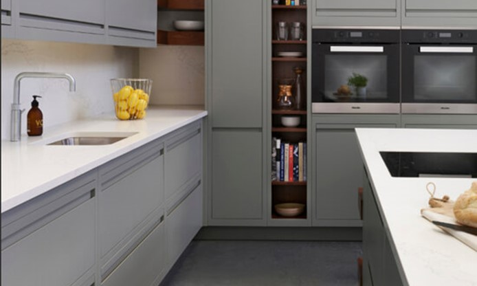 Linear Edge Kitchens
