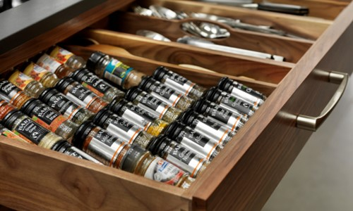 Harvey Jones bespoke kitchen drawers