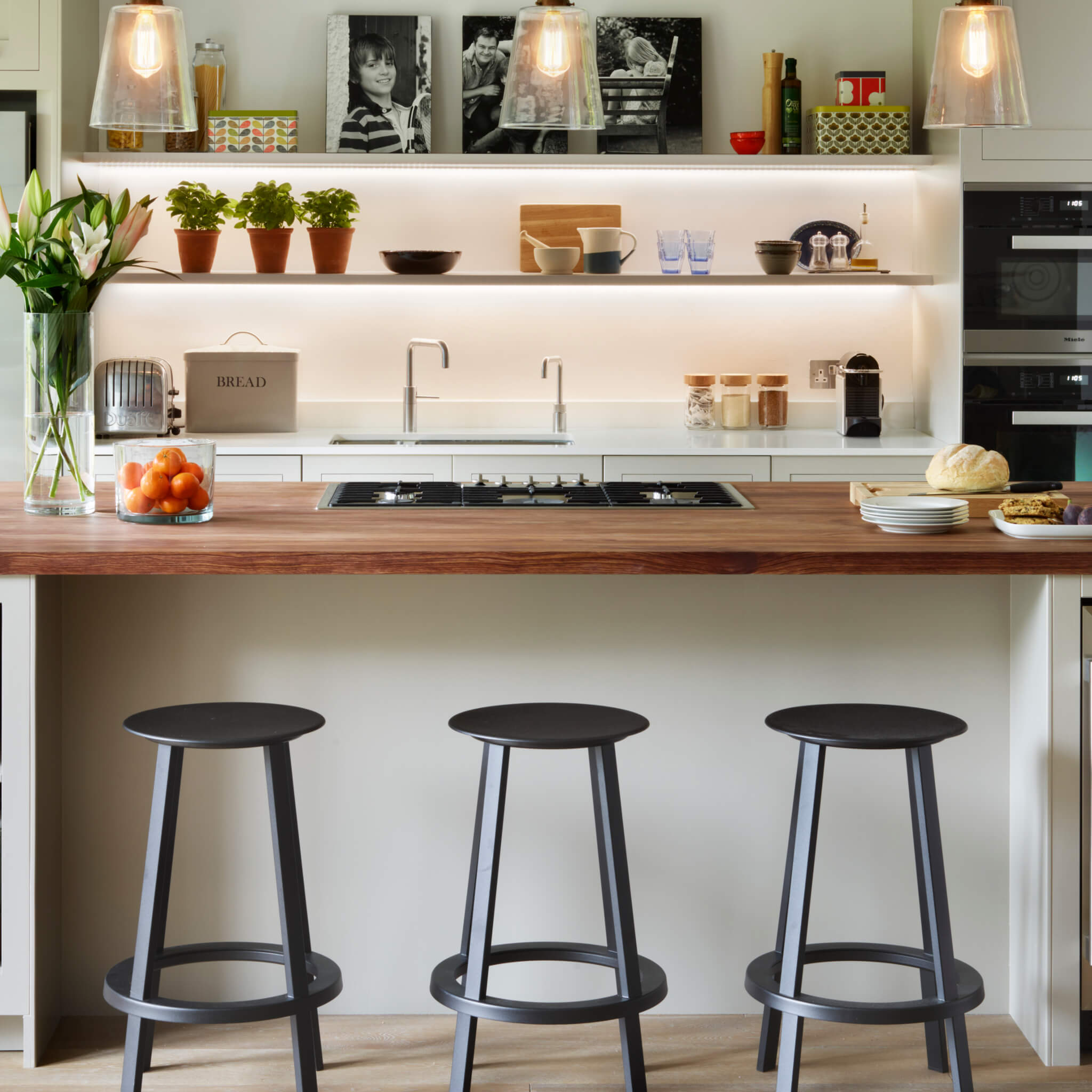 Light Up Your Space Lighting In Your New Kitchen