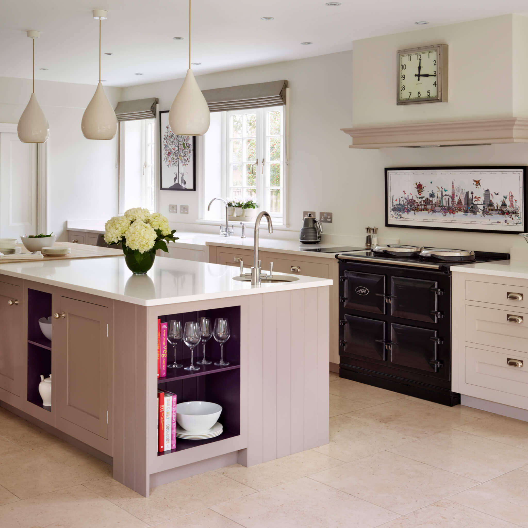 Shape Up Examining Layouts For Your New Kitchen Design