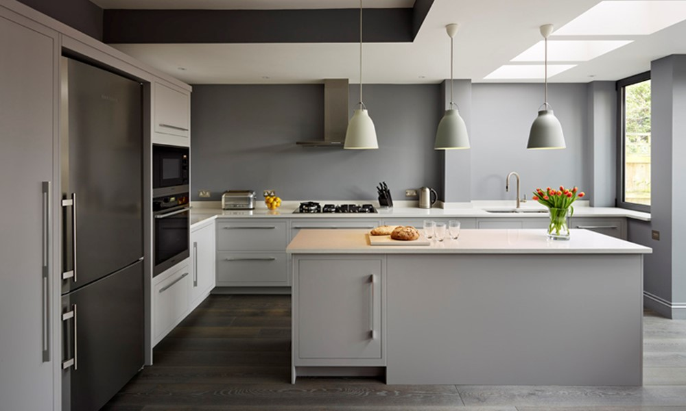 Linear kitchens harvey jones Kitchen design for elderly