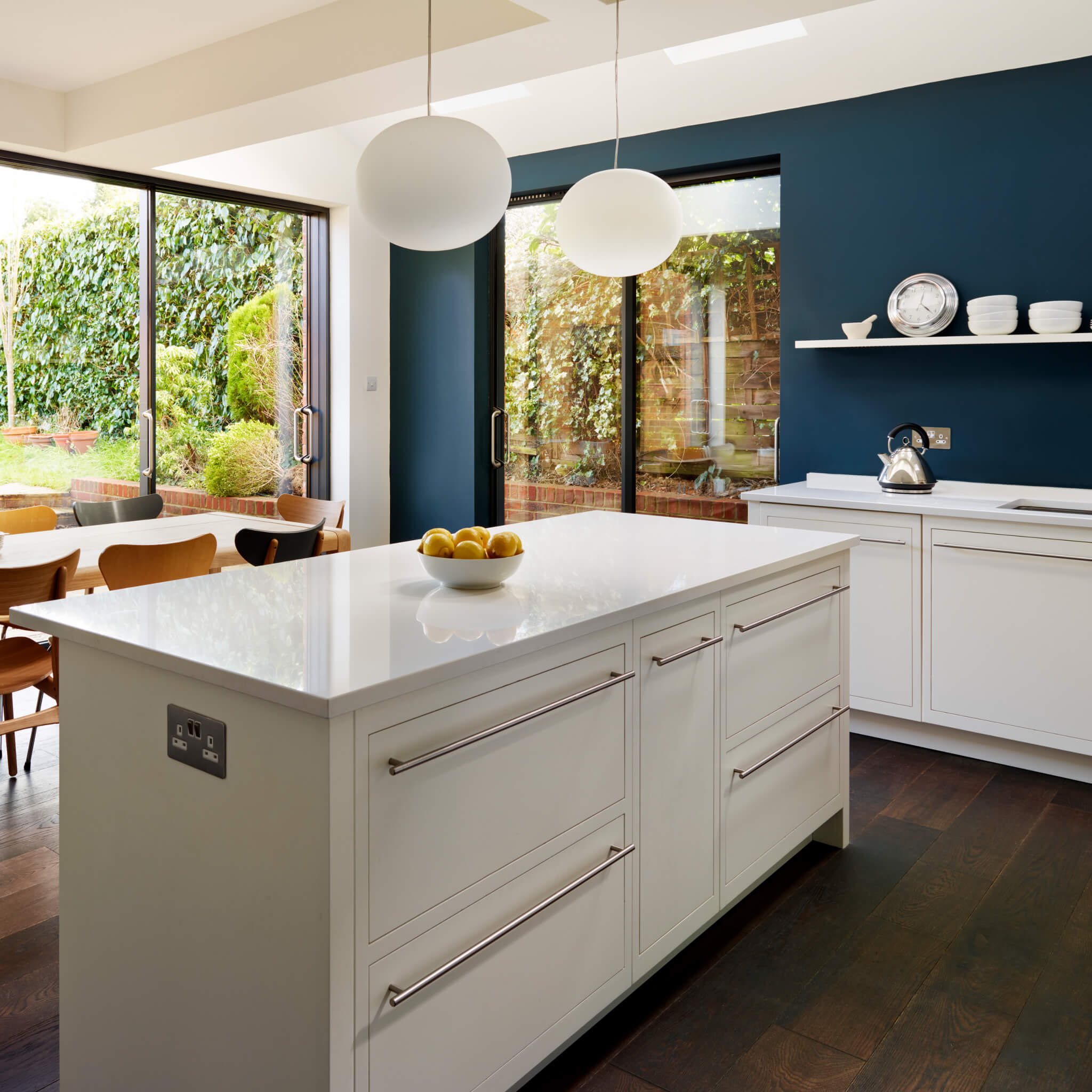 Kitchen Design Making The Most Of The Great Outdoors
