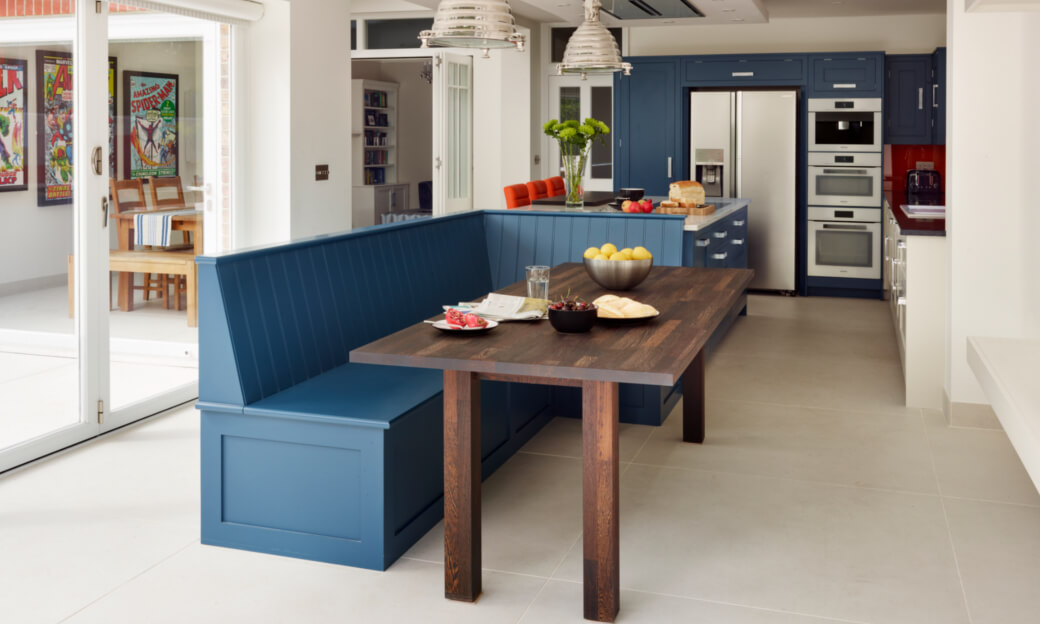 Kitchen Design Bench Seating