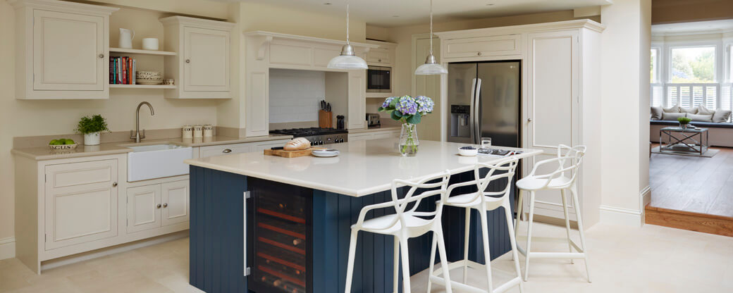 All Of Our Kitchens Are Individually Designed And Handmade To Order