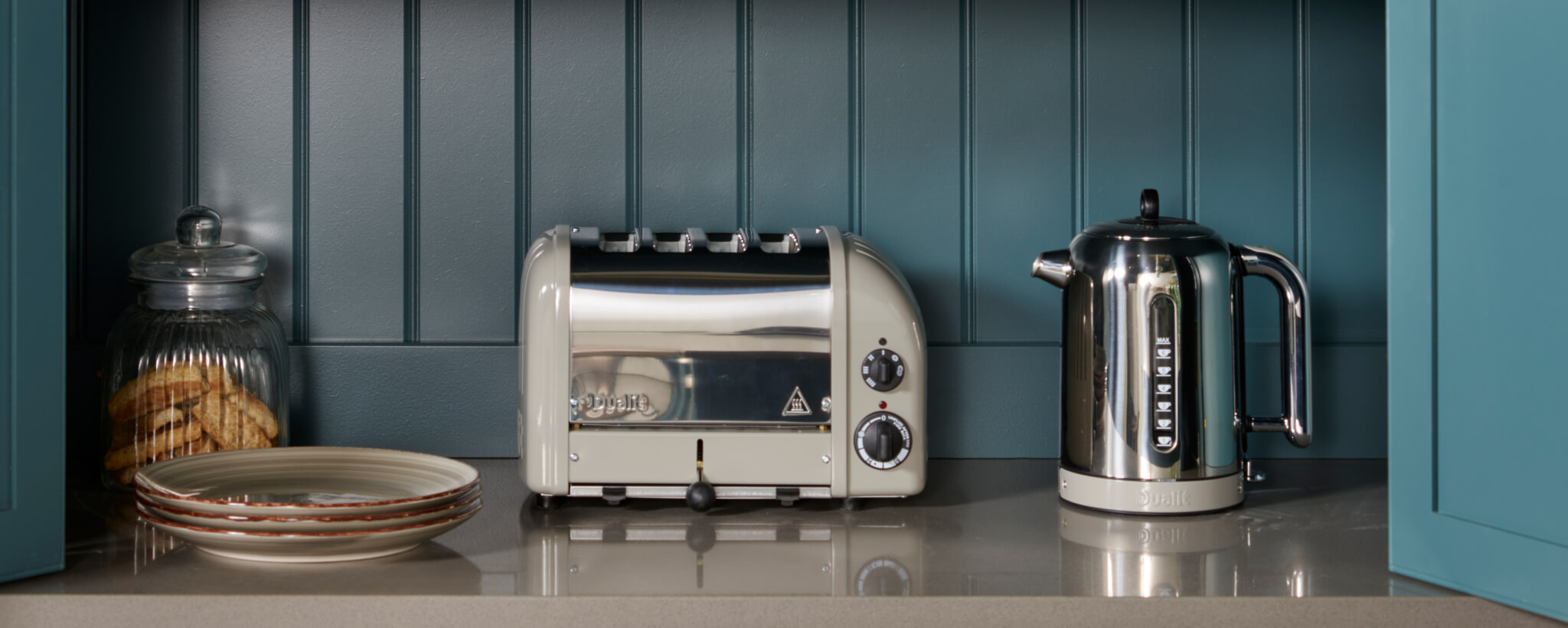 Win Your Own Dualit Kettle And Toaster
