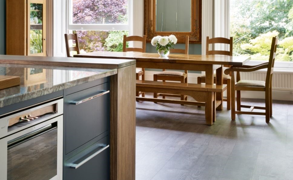 Handmade Bespoke Designer Kitchens From Harvey Jones