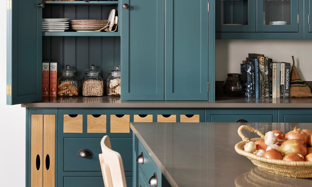 Handmade Bespoke Designer Kitchens Harvey Jones